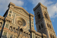 Cathedral of Florence Stock Image