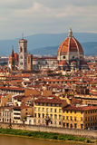 Cathedral in Florence. Royalty Free Stock Image