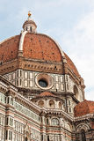 Cathedral in Florence. Stock Photo