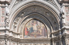 Cathedral in Florence Royalty Free Stock Image