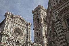 Cathedral of Florence Royalty Free Stock Image