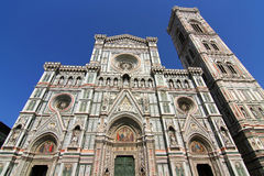 Cathedral of Florence Royalty Free Stock Photo