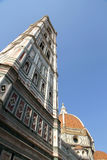 Cathedral of Florence Royalty Free Stock Photos