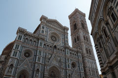 Cathedral of Florence Royalty Free Stock Images