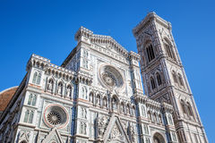 Cathedral in Florence Royalty Free Stock Images