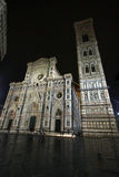 Cathedral in Florence, Italy. Royalty Free Stock Photography