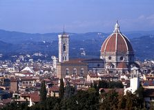 Cathedral, Florence, Italy. Stock Photography