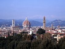 Cathedral, Florence, Italy. Royalty Free Stock Photography