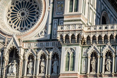 Cathedral of Florence, Italy Stock Images