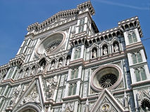 The Cathedral of Florence Italy Stock Photos