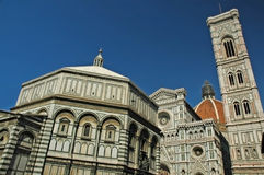 The Cathedral of Florence Italy Royalty Free Stock Photo