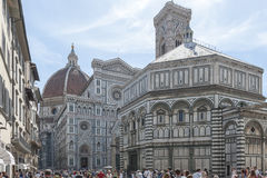 Cathedral of Florence, Italy Stock Photography