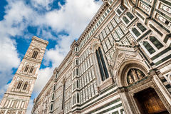 Cathedral of Florence in Italy Royalty Free Stock Images