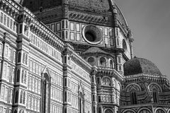 Cathedral in Florence, Italy Stock Photos