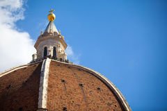 Cathedral in Florence, Italy Royalty Free Stock Photography