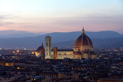 Cathedral of Florence Italy, Stock Photo
