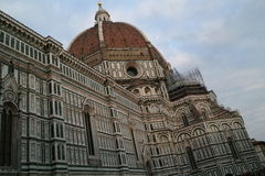 Cathedral of Florence Stock Photos