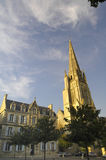 Cathedral of Fontenay-le-Comte Stock Photo