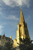 Cathedral of Fontenay-le-Comte Stock Image