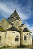 Cathedral in France Royalty Free Stock Photography