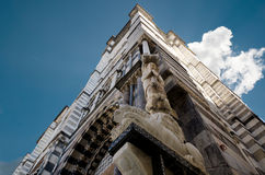 Cathedral of Genoa Royalty Free Stock Image