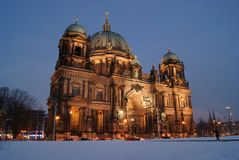 Cathedral in Germany Stock Photos
