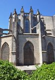 Cathedral of Gerona Royalty Free Stock Images