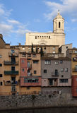 Cathedral of Girona, Royalty Free Stock Image