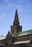 Cathedral in Glasgow Stock Photography