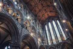Cathedral of Glasgow Royalty Free Stock Image