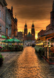 Cathedral in Gniezno Royalty Free Stock Images