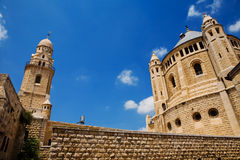 The Cathedral on the Golgotha mount Royalty Free Stock Image