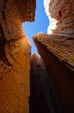 Cathedral Gorge Stock Images