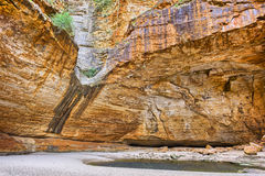 Cathedral Gorge, Bungle Bungles National Park Royalty Free Stock Photo