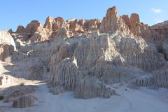 Cathedral Gorge State Park, Nevada Stock Image