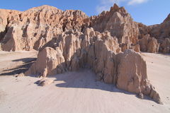 Cathedral Gorge State Park, Nevada Royalty Free Stock Photo