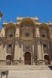Cathedral of Granada, Andalusia, Spain Royalty Free Stock Photos