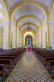 The Cathedral of Granada in Nicaragua Royalty Free Stock Photo