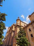 Cathedral in Granada, Spain Stock Image