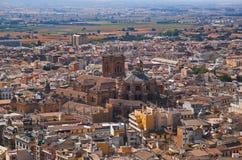 Cathedral at Granada Spain Royalty Free Stock Photos