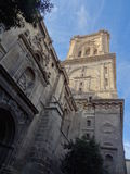 Cathedral of Granada, Spain Royalty Free Stock Images