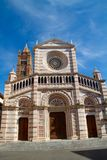 Cathedral of Grosseto 02 royalty free stock image
