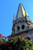 Cathedral- Guadalajara, Mexico Stock Photos