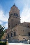 The cathedral of Guadix Royalty Free Stock Image