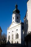 Cathedral, Gyor, Hungary Royalty Free Stock Photos