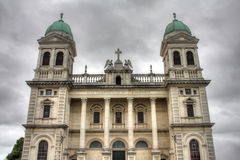 Cathedral in HDR Royalty Free Stock Image