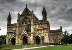 Cathedral HDR Royalty Free Stock Image