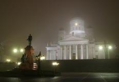 cathedral helsinki Στοκ φωτογραφίες με δικαίωμα ελεύθερης χρήσης