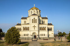 Cathedral in Hersones, Crimea Royalty Free Stock Images