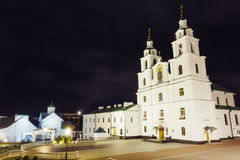 The Cathedral Of Holy Spirit In Minsk, Belarus Royalty Free Stock Photo